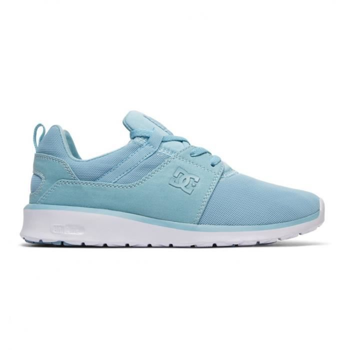 Chausures DC Heathrow Light Blue Ltb