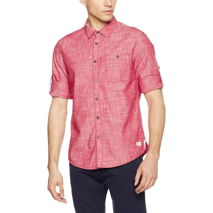 Rouge By Taille Homme Edc M Chemise Esprit 1f53ja Casual Qmjlvsuzpg sQrdxBCtho