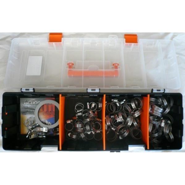 grosses soldes nouveaux produits chauds livraison gratuite Serflex Coffret 85 colliers - Achat / Vente serrage Serflex ...