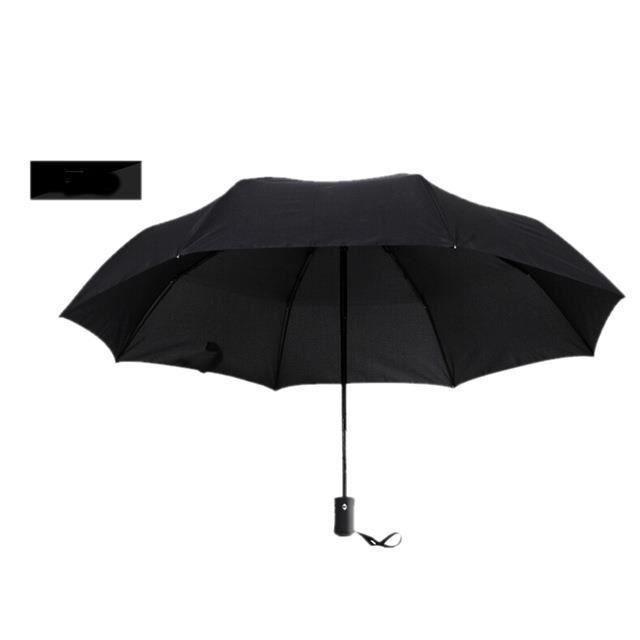 sélection premium 5c993 6b81d Parapluie Pliant, Parapluies de Voyage, Ouverture et Fermeture Automatique  - Solide Incassable - Résistant Au Vent