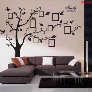 stickers muraux arbre photo achat vente pas cher. Black Bedroom Furniture Sets. Home Design Ideas
