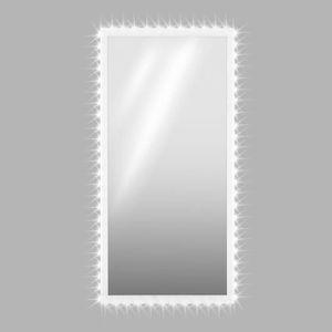 miroir salle de bain 80 cm achat vente miroir salle de bain 80 cm pas cher cdiscount. Black Bedroom Furniture Sets. Home Design Ideas
