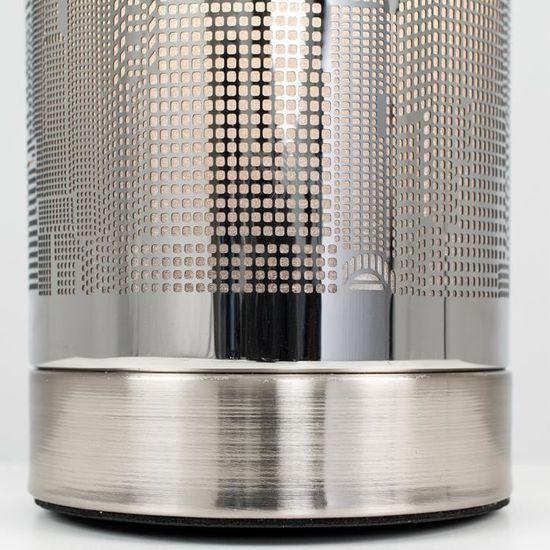 TableChevet Touch ModerneVariateur Intégré Lampe De 1lFc3KTJ