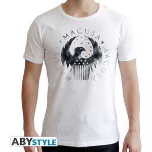T-SHIRT T-shirt Homme Les Animaux Fantastiques : Macusa -