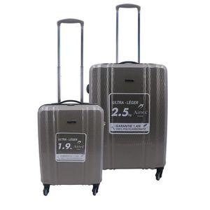 SET DE VALISES Lot de 2 valises, valise cabine et valise moyenne