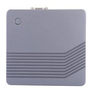 UNITÉ CENTRALE  Ordinateur hôte PC mini intégré pour SSD Intel J19