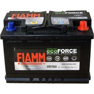 BATTERIE VÉHICULE Batterie NISSAN QASHQAI Diesel Start & Stop à part