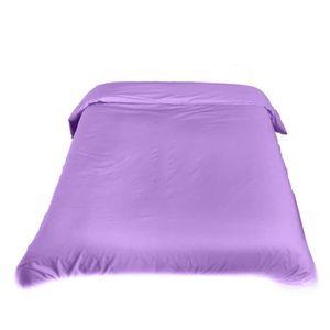 Housse de couette 200x200 violet achat vente housse de for Soldes housse de couette 200x200