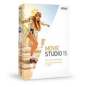 MULTIMÉDIA MAGIX VEGAS Movie Studio 15
