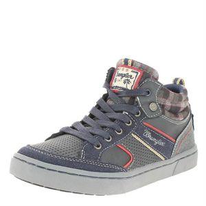 bottines / boots conifer mid mixte enfant wrangler wj17225 Ac5cbWaN