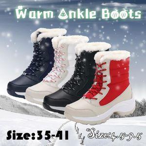 APRES SKI - SNOWBOOT Classique Bottes de neige de femme Mode Femmes Bot