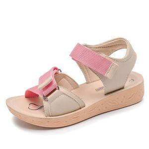 BOTTE Toddler enfants enfants princesse paillettes simples chaussures d'été filles sandales@OrHM wZfNOwF2Sf