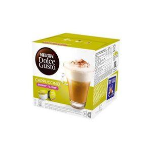 CAFÉ Capsules de café avec étui Nescafé Dolce Gusto 873