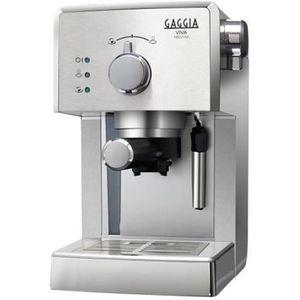 MACHINE À CAFÉ Gaggia Viva Prestige RI8437 Machine à café avec bu