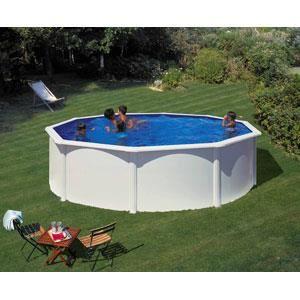 piscine hors sol acier 3m 50 achat vente pas cher. Black Bedroom Furniture Sets. Home Design Ideas