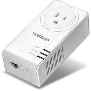 COURANT PORTEUR - CPL Trendnet TPL-421E, 1200 Mbit-s, IEEE 1901,IEEE 802