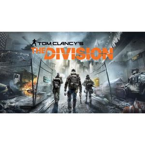 JEU PS4 Tom Clancy's The Division (PS4) - Import Anglais