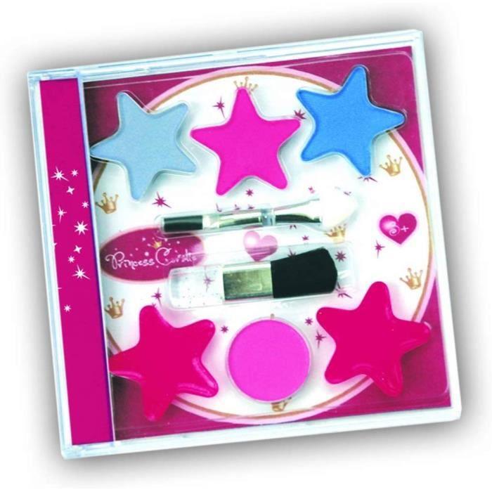 Klein - 5237 - Cosmétique - Palette de Maquillage Petit Modèle Princess Coralie, Forme Boîtier CD