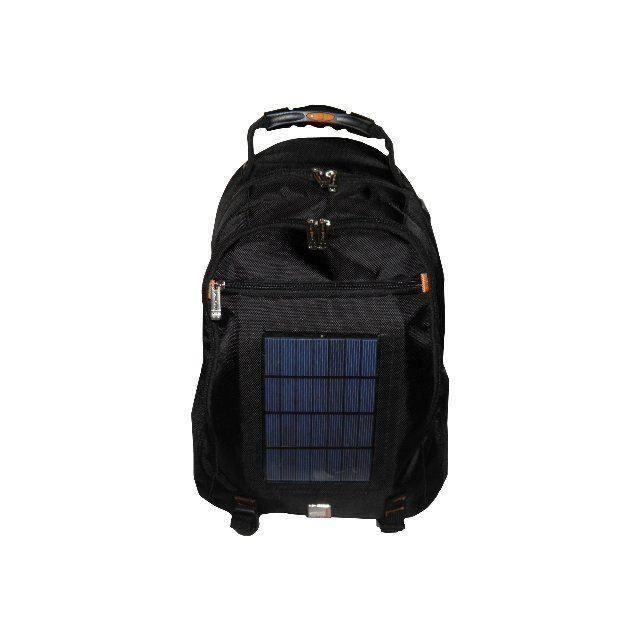 URBAN FACTORY Sac à dos pour ordinateur portable - Solar Backpack - 15.6\