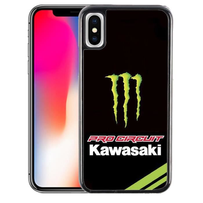 coque iphone x kawasaki