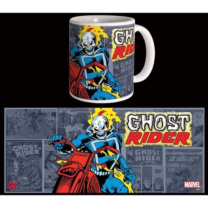 Ghost RiderRétro Ghost RiderRétro RiderRétro Ghost Mug Mug Marvel Mug Marvel Ghost Marvel Marvel Mug b7ygf6