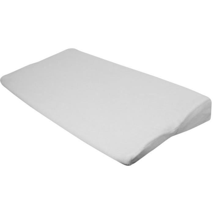PLAN INCLINE Drap housse 100% coton pour plan incliné - 70 cm d