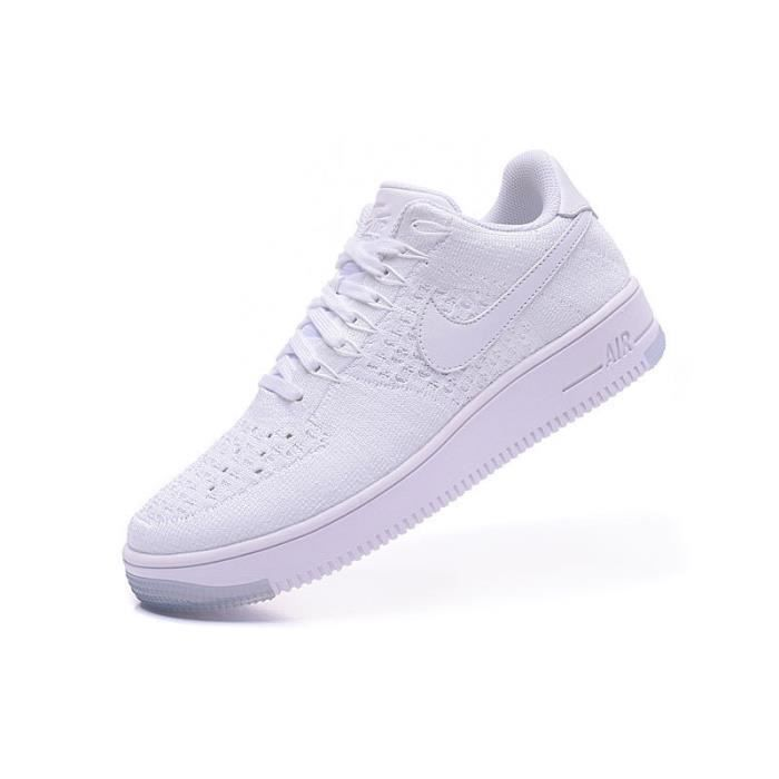 factory authentic 6a12d 15abd BASKET Nike Air Force 1 Ultra Flyknit Low,Chaussures De S