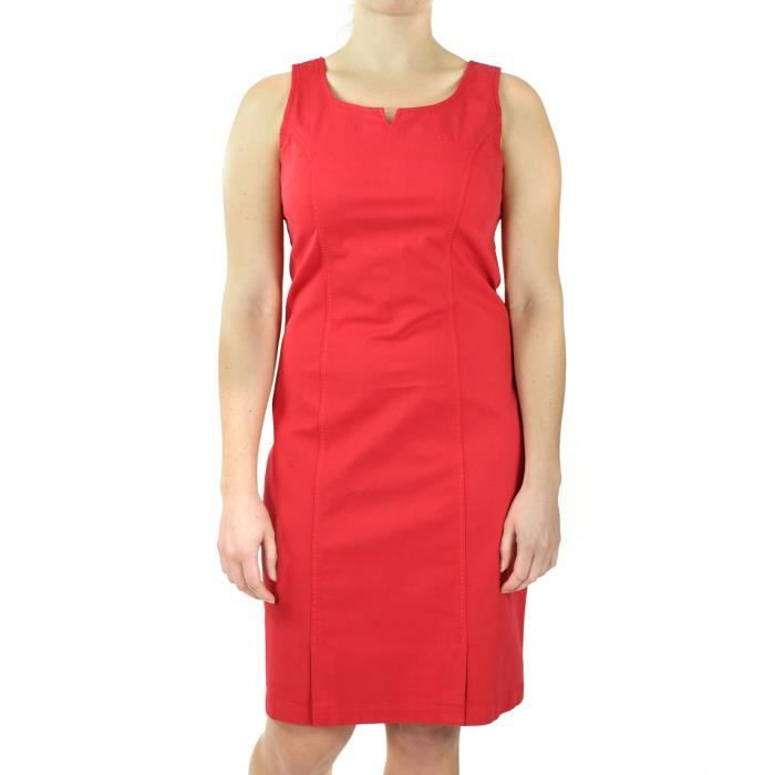 3e8051df19b817 Mejrob rubis - Robe femme TBS ROUGE Rouge Rouge - Achat / Vente robe ...
