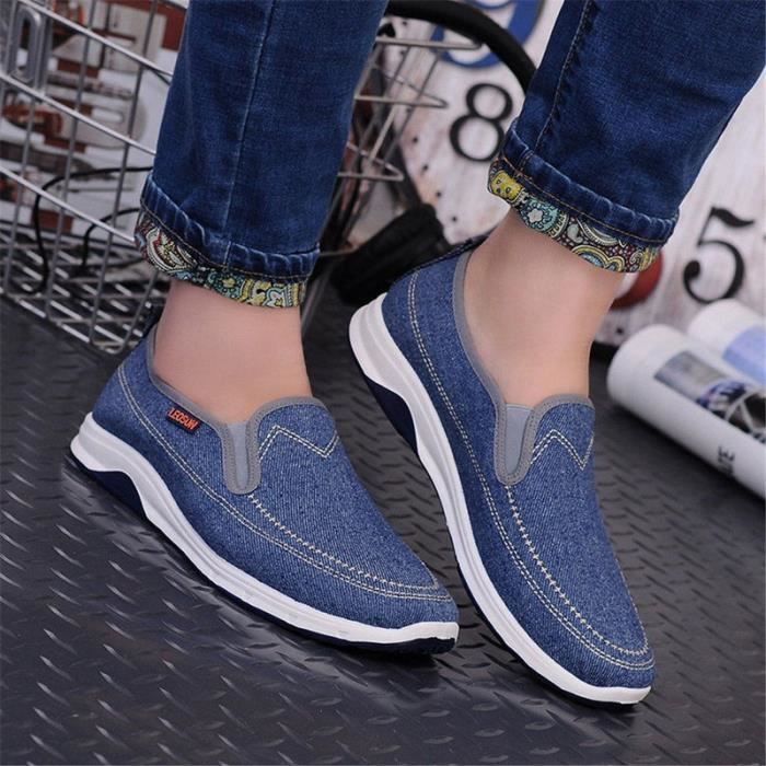 MOCASSIN Chaussures Homme La Mode Homme Sneakers Casual cha