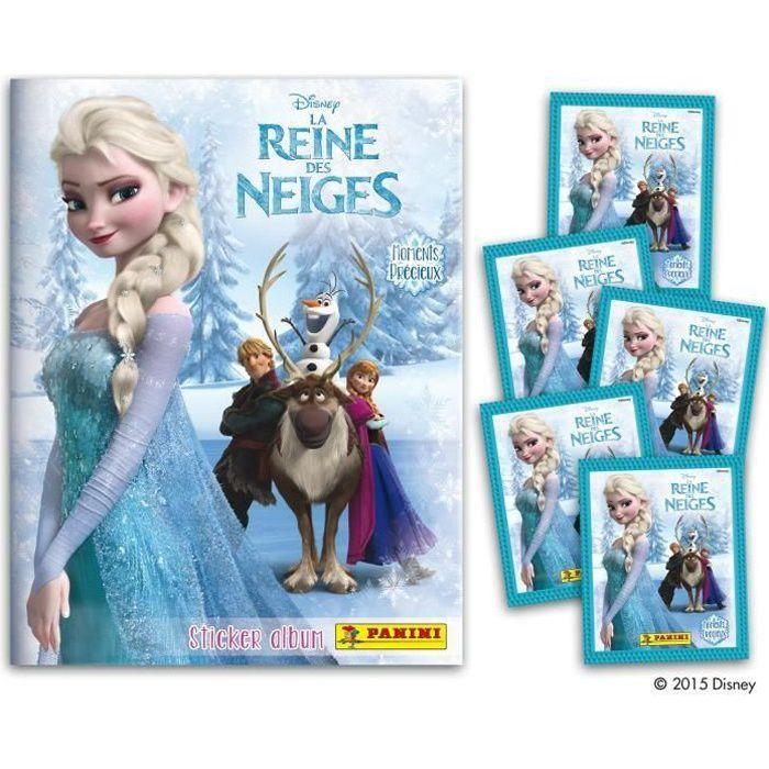 Panini la reine des neiges moment precieux achat vente - Jeux de reine des neige gratuit ...