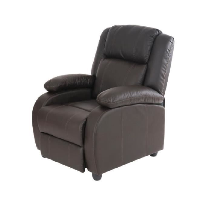 Polyurétha… Inclinable En Achat Lincoln Relax Fauteuil Vente ED9H2I