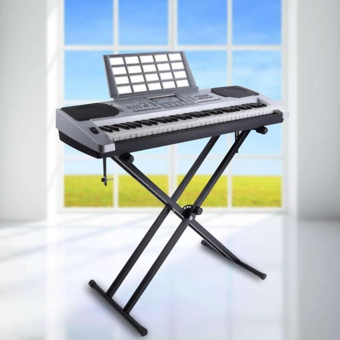PIED - STAND Stand clavier- Piano Stand Clavier- Stand Piano -