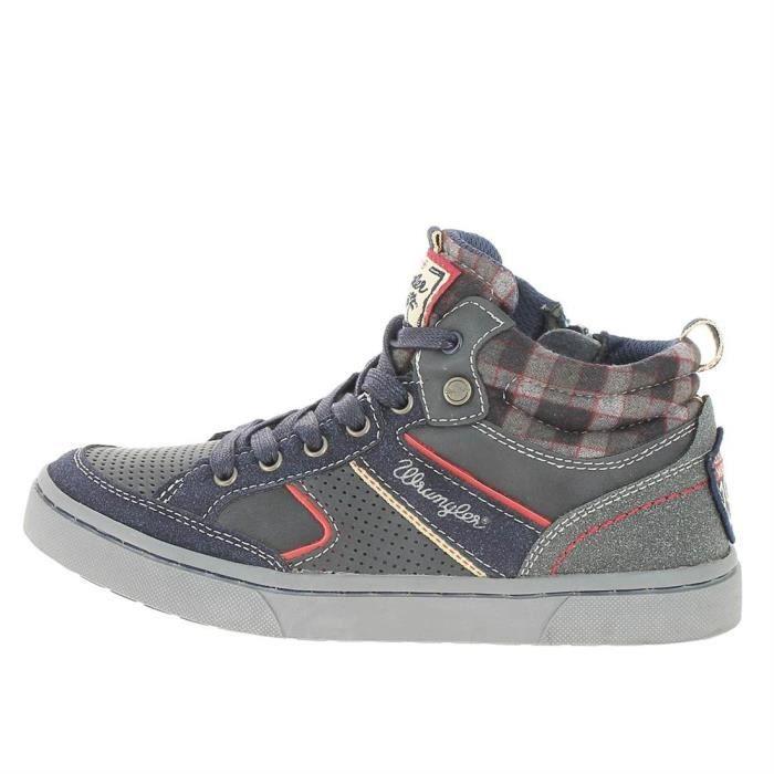bottines / boots conifer mid mixte enfant wrangler wj17225