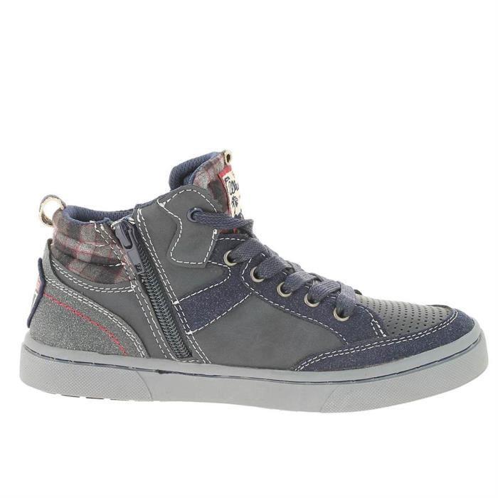 bottines / boots conifer mid mixte enfant wrangler wj17225 Yh2sN8