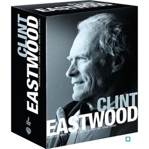 DVD FILM DVD Coffret Clint Eastwood - Coffret : American Sn