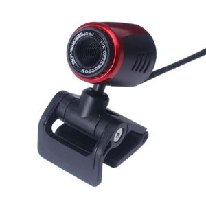 WEBCAM Caméra Web de webcam d'USB 2.0 HD Webcam avec la M