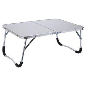 SUPPORT PC ET TABLETTE Table de Lit portatif Table d'ordinateur multifonc