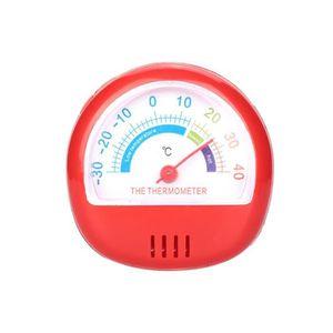 THERMOMÈTRE DE CUISINE Thermomètre Réfrigérateur Congélateur Grand Cadran