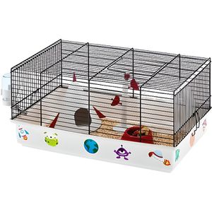 CAGE CAGE CRICETI 9 SPACE