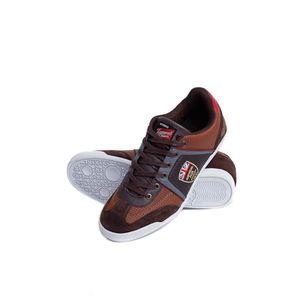 BASKET Chaussures Franz Marron...