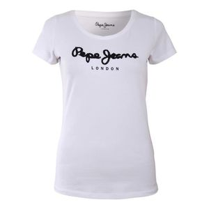 3b74b1eb17d68 T-shirt Pepe jeans femme - Achat   Vente T-shirt Pepe jeans femme ...
