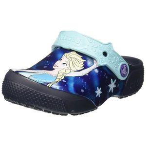 SANDALE - NU-PIEDS sandales et nu-pieds crocsfunlab frozen garçon cro