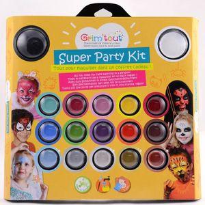 MAQUILLAGE Kit de Maquillage super Party Grim'Tout