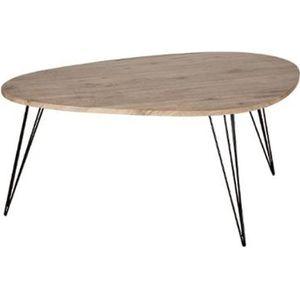 table industriel achat vente pas cher. Black Bedroom Furniture Sets. Home Design Ideas