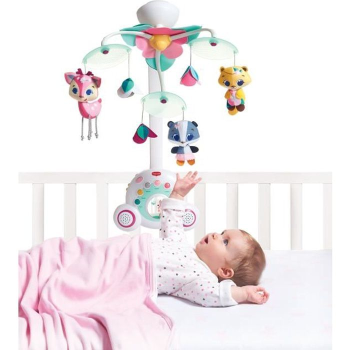 TINY LOVE mobile soothe n groove - princesse