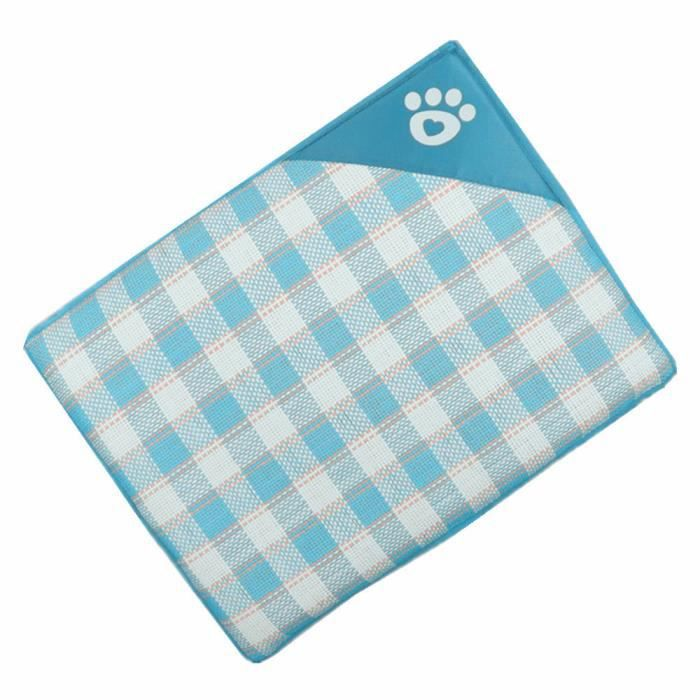 Pet Nest Chilly Mat Cooling Non Toxique Cool Pad Lit Chien Coussin Chauffant Relief Chat_kit Habitat - Couchage_banbando283