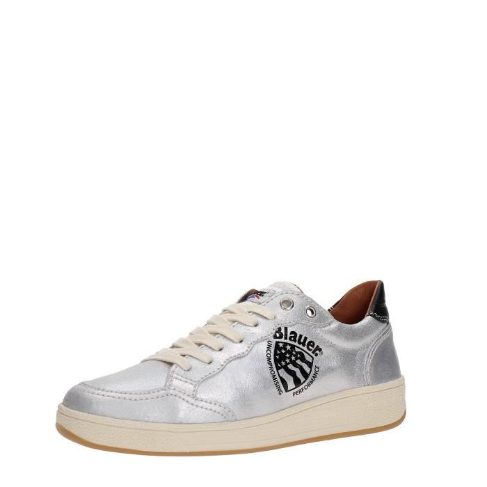 Blauer USA Sneakers Femme SILVER, 38
