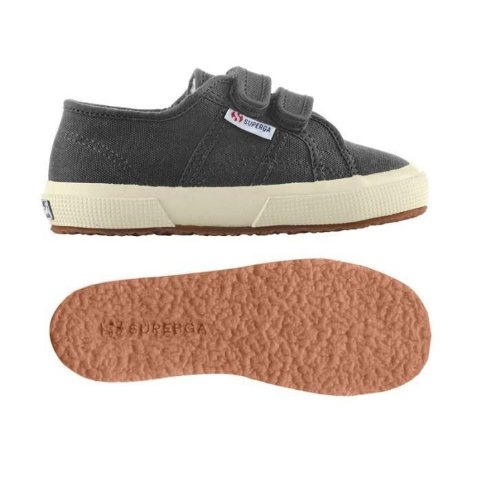 Chaussures 2750-COBINVJ pour bébé garçon et bébé fille, style classique, couleur unie