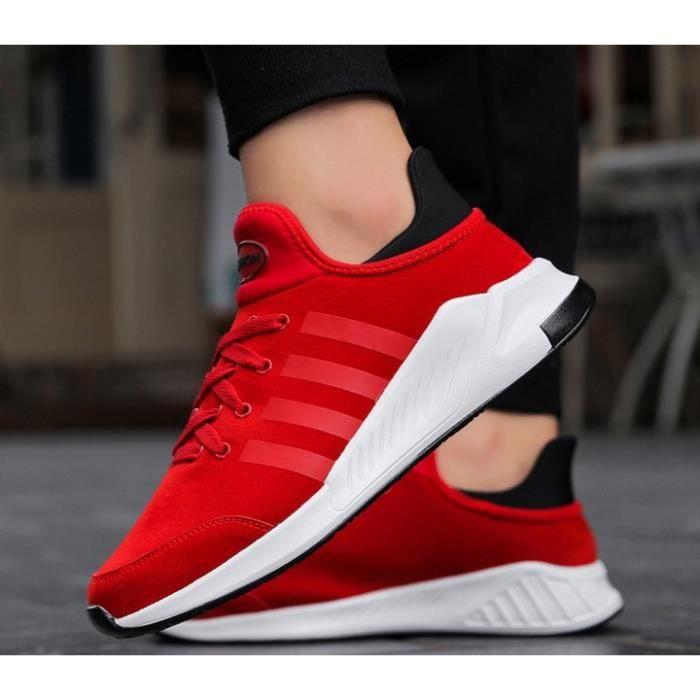 Hommes chaussures de sport de loisirs chaussures de course respirant chaussures de sport en plein air