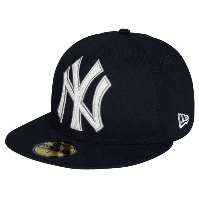 meilleur service 474e0 3c0f7 New Era Homme Casquettes / Casquette Fitted Big One HWC NY Yankees 59Fifty